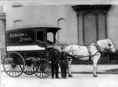 abraham-strauss wagon