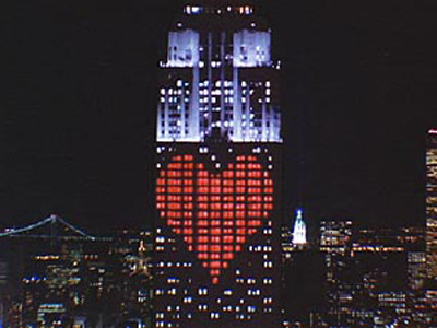 Image Result For Valentine S Day Symbol Empire State Building