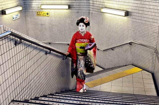 geisha-subway