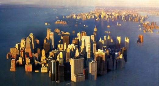 manhattan-flooded