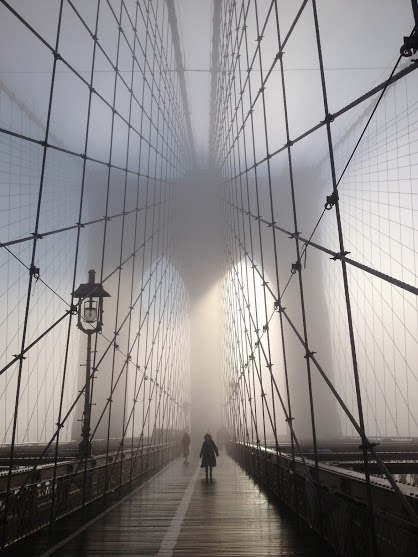 brooklyn-bridgefog