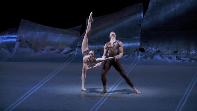 Christopher Wheeldon's DGV Danse à Grande Vitesse 152